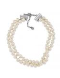 Naszyjnik z perłowych koralików Naszyjnik z perłowych koralików