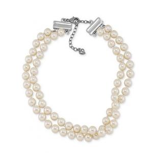 Naszyjnik z perłowych koralików