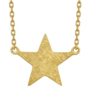 Naszyjnik z gwiazdą